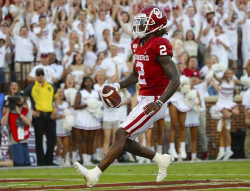 First Receiver In 2020 NFL DRAFT?